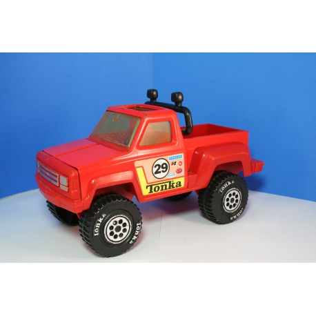 Orange Tonka Truck