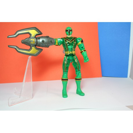 Green Power Ranger - Crystal Action