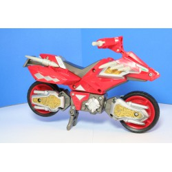 Power Rangers Red Hovercraft Cycle