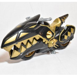 Black Ranger Raptor Cycle