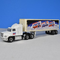 Pepsi Truck and Trailer