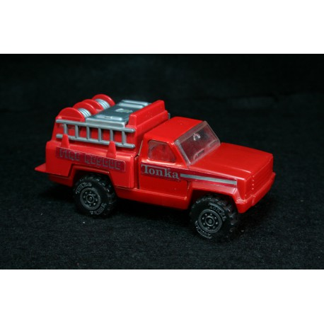 Tonka Red Fire Rescue